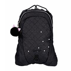 Ruksak/ vrećica za papuče Rucksack Only, Black Glitter