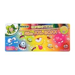 Bojice Jolly Kinderfest Monster, 48 kom