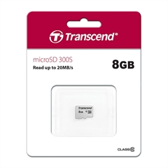 Memorijska kartica Transcend SDHC 300S, 4 GB