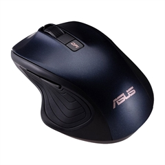 Miš Asus Silent Mouse MW202, bežični, tih, tamno plavi