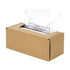 Vrećice za uništavač papira Fellowes Automax, 300C in 500C, 94 l, 50 komada