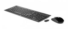 Tipkovnica HP N3R88A6 s mišem, bežična, poslovna