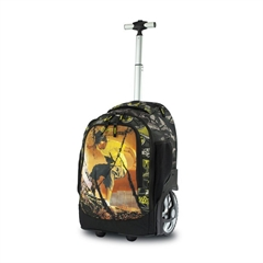 Školski ruksak na kotačima Rucksack Only Trolley, Skater