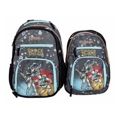 Školski ruksak 2u1 Rucksack Only Doubler, Space