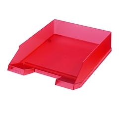 Ladica za odlaganje dokumenata A4 Herlitz, crvena