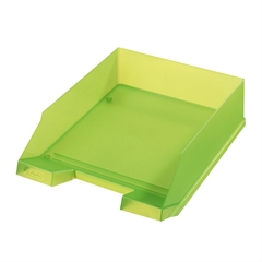 Ladica za odlaganje dokumenata A4 Herlitz, svijetlo zelena