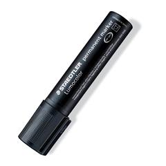 Marker Permanent Staedtler Lumocolor 2-12 mm, crni