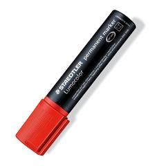 Marker Permanent Staedtler Lumocolor 2-12 mm, crvena