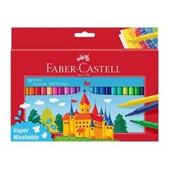 Flomasteri Faber-Castell, 50 komada