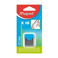 Mine za šestar Maped, 2.0 mm, 10 komada