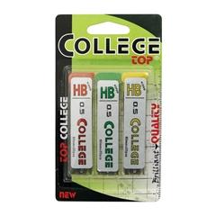 Mine za tehničku olovku College Top, HB, 0.5 mm, 3 x 20 komada