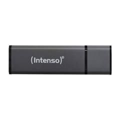 USB stick Intenso Alu Line, antracit, 64 GB