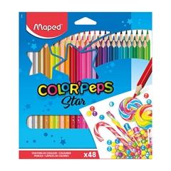 Bojice Maped Color'peps Star, 48 komada
