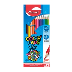 Bojice Maped Color'peps Star, 12 komada