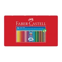 Bojice Faber-Castell Grip, eco, 36 komada