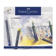 Bojice Faber-Castell Goldfaber Parmanent, 24 komada